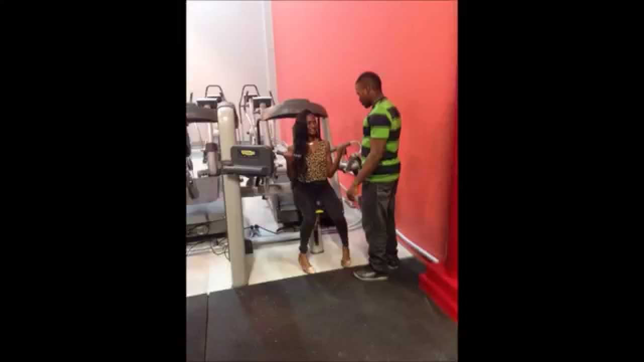 Recent Projects: Olympic Heights Gym Freeport Bahamas Buy & Sell Fitness - YouTube