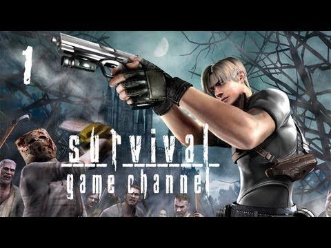 Resident Evil 4 Прохождение На Русском #1 — НА ЗАДВОРКАХ ИСПАНИИ