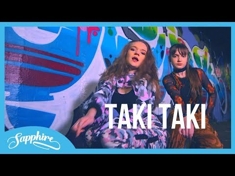 Taki Taki - DJ Snake, Selena Gomez, Ozuna & Cardi B | Sapphire ft. Skye