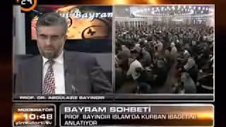 """Kurban İbadedi"" – Kanal 24"