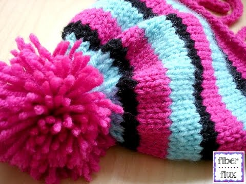 Episode 179  How To Add A Pom Pom To A Hat - YouTube 9419d026ba6