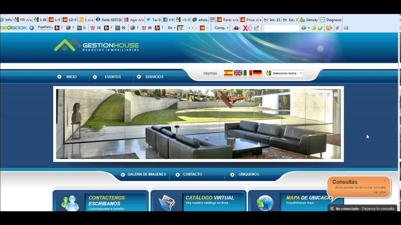 Como Hacer Paginas Web Curso De Dise O Web Parte 1 Youtube