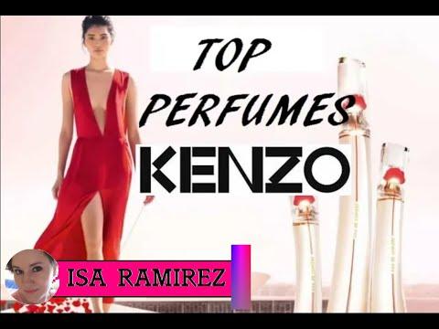 TOP 3 PERFUMES KENZO