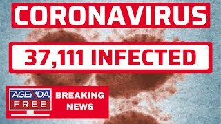 China Virus: 806 Dead, 37,111 Cases - LIVE BREAKING NEWS COVERAGE