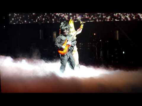 Lady Gaga  The Fame, Money Honey  The Monster Ball Tour    UCF Arena   Orlando  HD