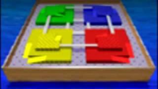 Mario Kart 64 Music - Choco Mountain - Battle - Block Fort & Double Deck