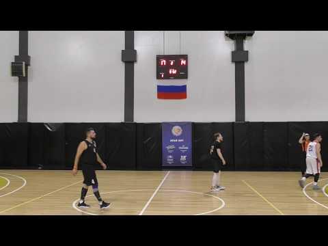 ВНИИА - Пролетарка. МЛБЛ-Москва. 2-й тур. Лига развития. Дивизион 1