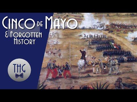 History, Emperor Maximilian I and Cinco de Mayo