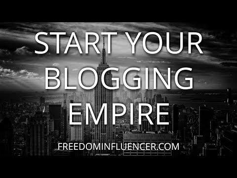 How To Make Money Blogging 2018 | Full Guide