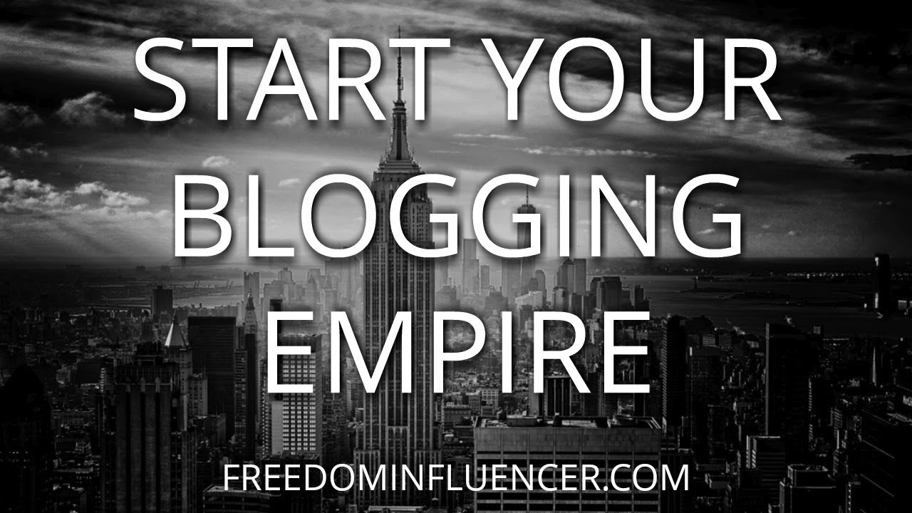 Unbelievable Growth Of Blogosphere >> How To Make Money Blogging 2018 Full Guide Youtube