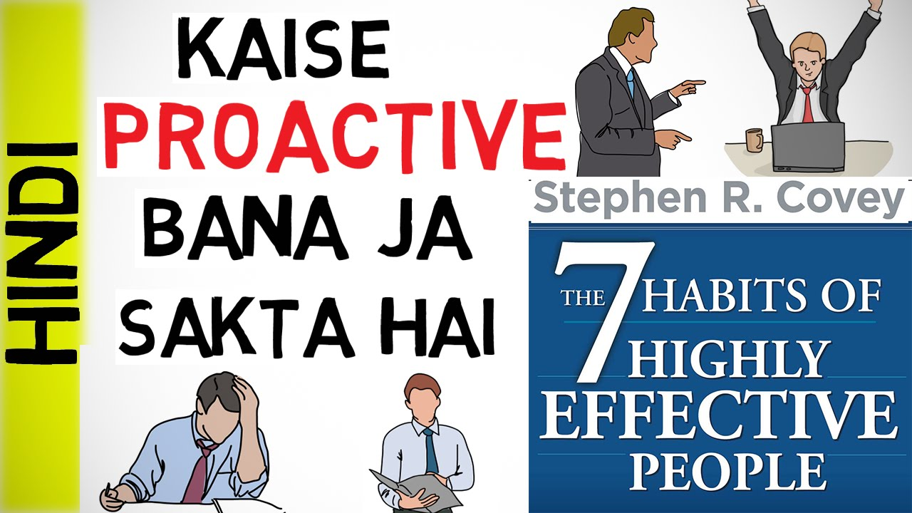 how to be proactive