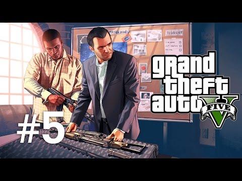 Grand Theft Auto V | Max in Los Santos | Episodul 5