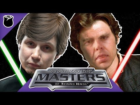 Star Wars: Masters of Teräs Käsi: Stretch Wookstrong