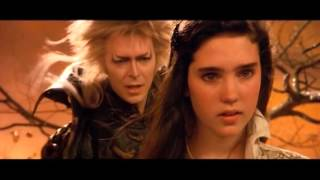 Labyrinth Underground Music Video - David Bowie & Jennifer Connelly