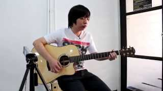 AB Normal - ใจน้อย (Acoustic Version) Cover by Nut