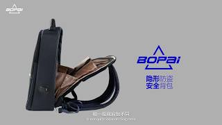 Bopai Anti Thief Backpack