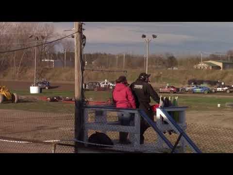 Genesee Speedway Enduro Feature 4-29-18