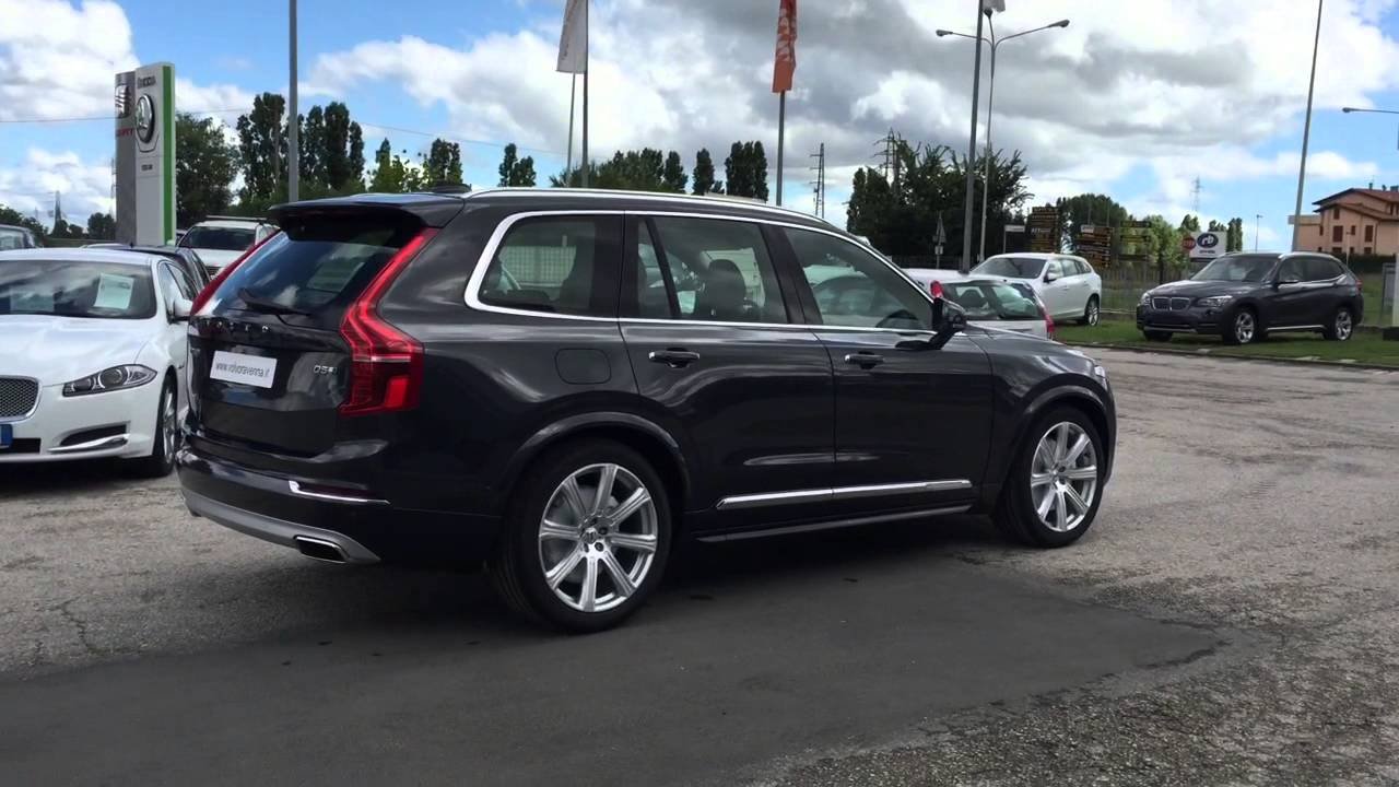 nuova volvo xc90 inscription d5 awd youtube. Black Bedroom Furniture Sets. Home Design Ideas