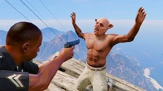 GTA 5 CRAZY & FAIL Compilation #23 (GTA V Funny Moments)