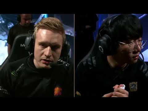 [S-VOD Review] Fnatic vs IG Worlds Day 2