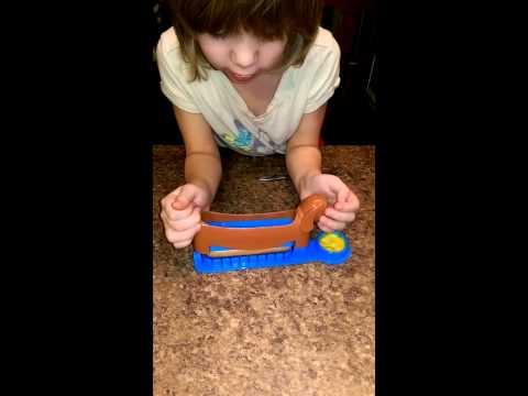 Hot dog slic'r
