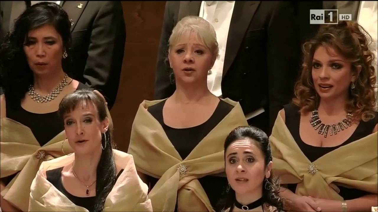 Download Giuseppe Verdi, Và pensiero (Nabucco)