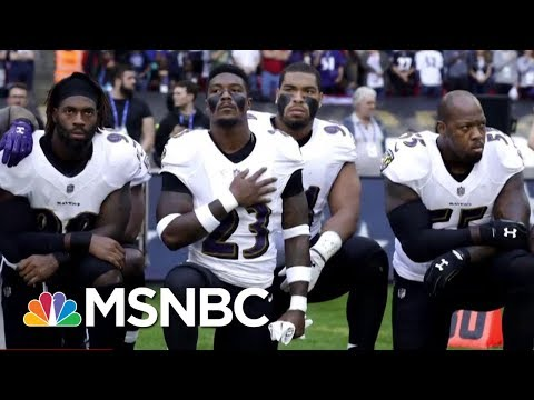NFL Nation Anthem Policy: Has The NFL Become The 'No Freedom League'?   Craig Melvin   MSNBC
