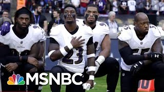 NFL Nation Anthem Policy: Has The NFL Become The 'No Freedom League'? | Craig Melvin | MSNBC