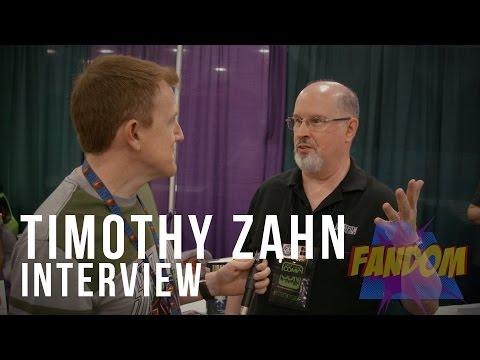 Timothy Zahn Interview - FANDOM