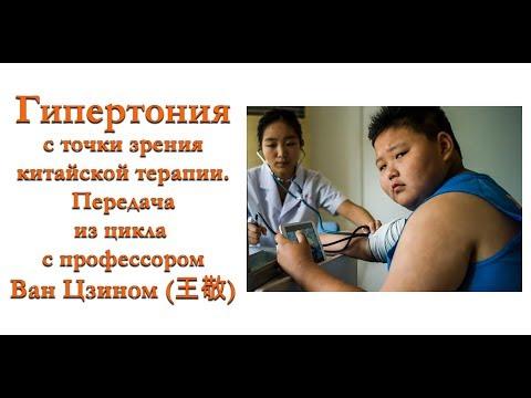 Лечение гипертонии массажными банками, причины высокого давления. Видео с профессором Ван Цзином.