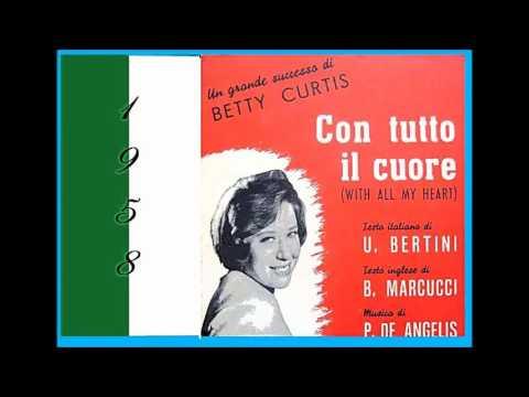 Betty Curtis - Con tutto il cuore
