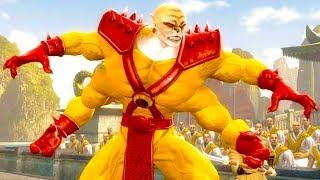 Mortal Kombat Komplete Edition - Reverse-Flash Kintaro & Kiro Tag Ladder 4K Gameplay Playthrough