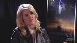Rachael Taylor interview