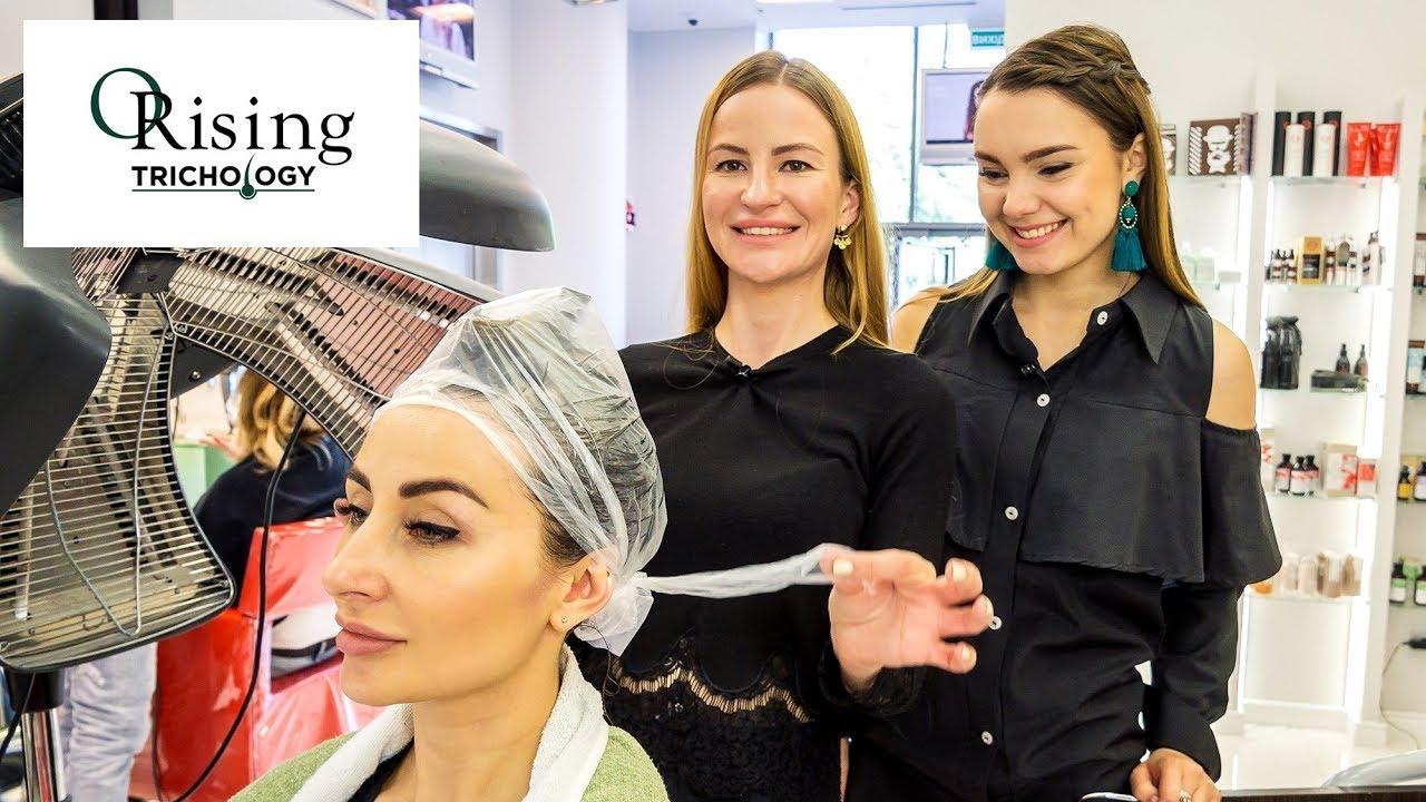 Восстановление <b>волос</b>. Уход за <b>волосами</b> с косметикой <b>Orising</b> ...