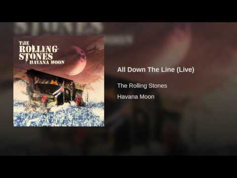 All Down The Line (Live)
