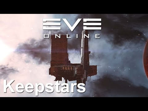 EVE Online - Keepstars and research agents