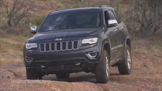 Road Test: 2014 Jeep Grand Cherokee