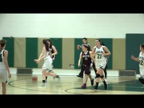 2018 CRAL Girls Basketball Championship CREC ASI vs Parish Hill