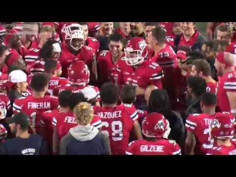 Stony Brook Football vs. New Hampshire - Oct. 14, 2017