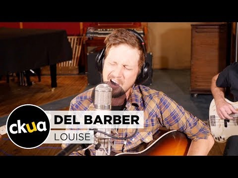 """Del Barber """"Louise"""" (Live at The Audio Department) Mp3"""