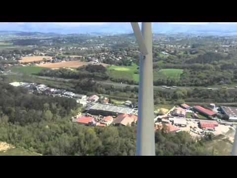 Ultralight flight Biarritz Labenne