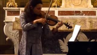 Ysaye violin sonata 2/2 - Louise Chisson