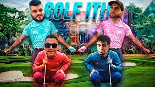 MAS NF QUE NUNCA GOLF IT W/VEGETTA, STRATUS & ALEXBY