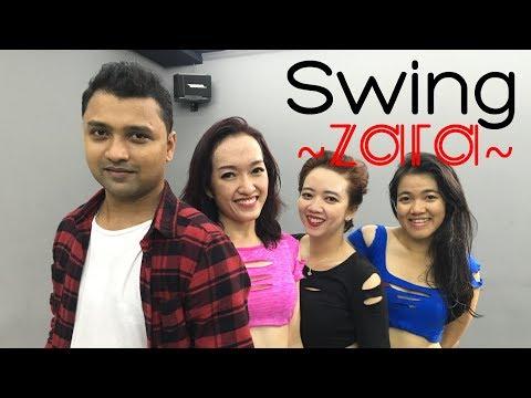 Swing Zara | Jr NTR, Tamannaah, Devi Sri Prasad | Santosh Konathala SK Choreography