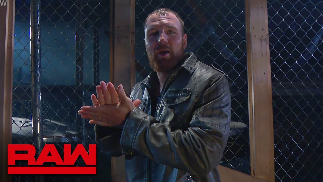 Dean Ambrose owes it to himself to win the Men's Royal Rumble Match: Raw, Jan. 21, 2019