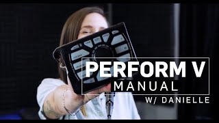 Perform V Manual 2 - Effects