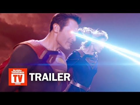 Crisis On Infinite Earths Trailer 2 | Rotten Tomatoes TV