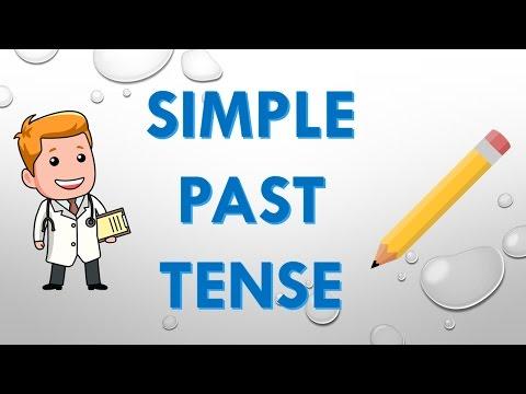 Temel İngilizce Dersleri 5, Simple Past Tense, Kolay İngilizce