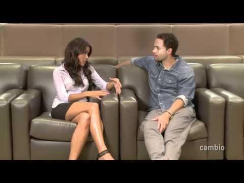 Cambio Connect  Daniella Alonso and Jordin Sparks