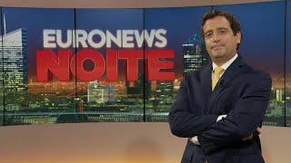 Euronews Noite   As notícias do Mundo de 3 de dezembro de 2019